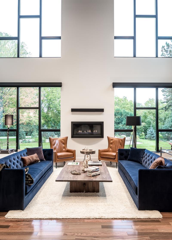 image named 20 Stunning Family Room Design Ideas 5