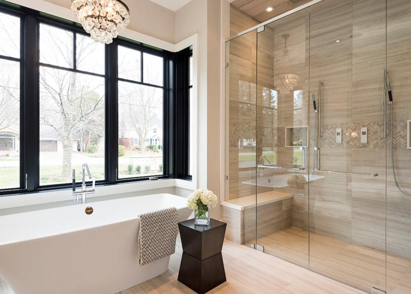 image named 20 Stunning Large Master Bathroom Design Ideas 12