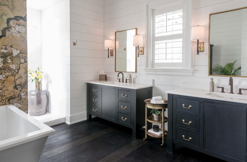 image named 20 Stunning Large Master Bathroom Design Ideas 19