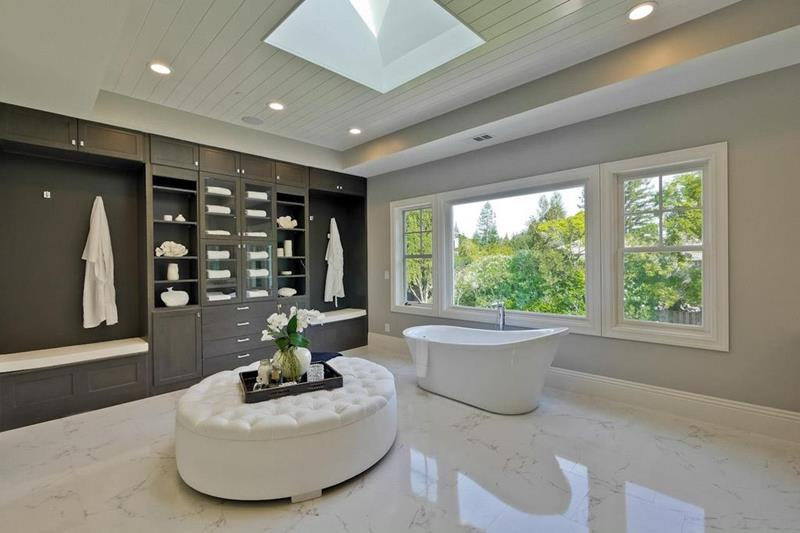 image named 20 Stunning Master Bathroom Design Ideas 10