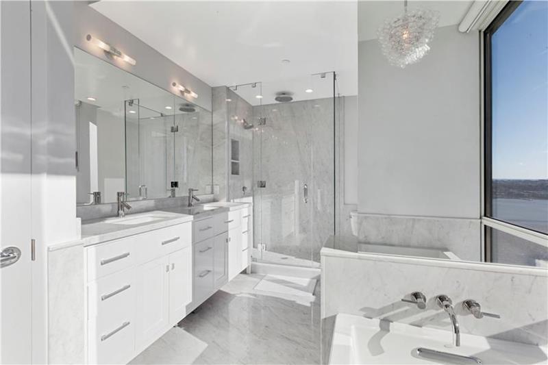image named 20 Stunning Master Bathroom Design Ideas 11