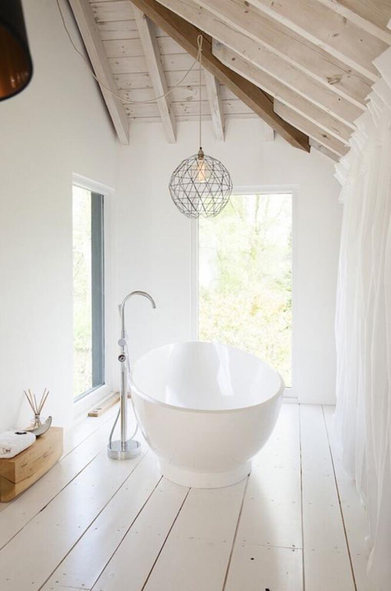 image named 20 Stunning Master Bathroom Design Ideas 2