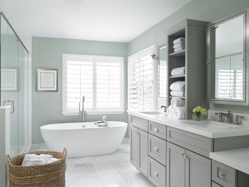 image named 20 Stunning Master Bathroom Design Ideas 20