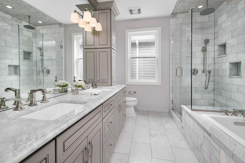 image named 20 Stunning Master Bathroom Design Ideas 5