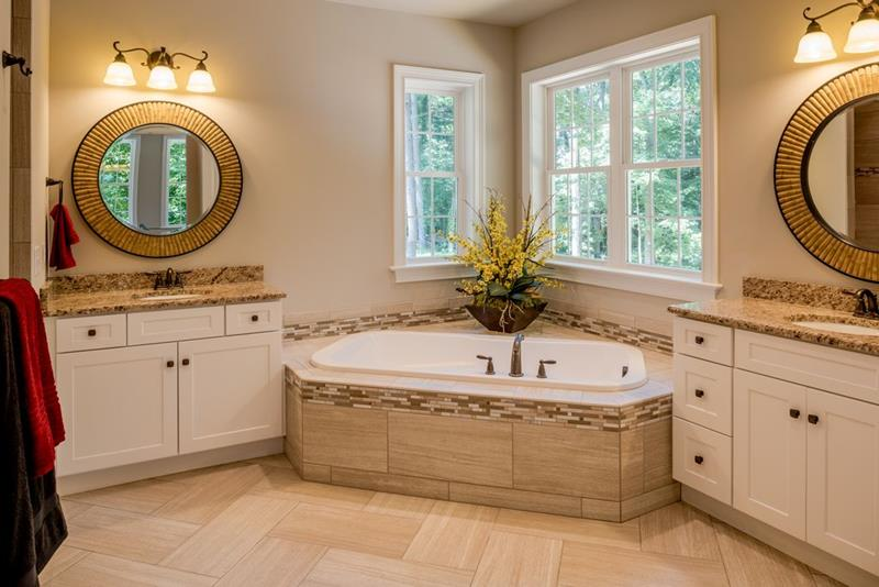 image named 20 Stunning Master Bathroom Design Ideas 7