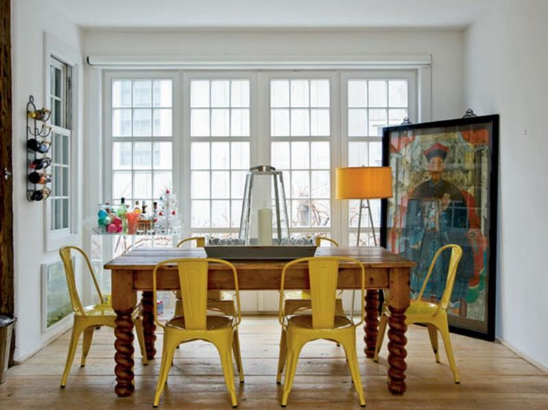 image named 16 Dining Room Trends for 2017 and 4 on the Way Out 1
