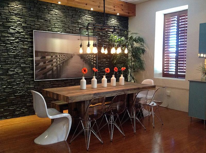image named 16 Dining Room Trends for 2017 and 4 on the Way Out 15