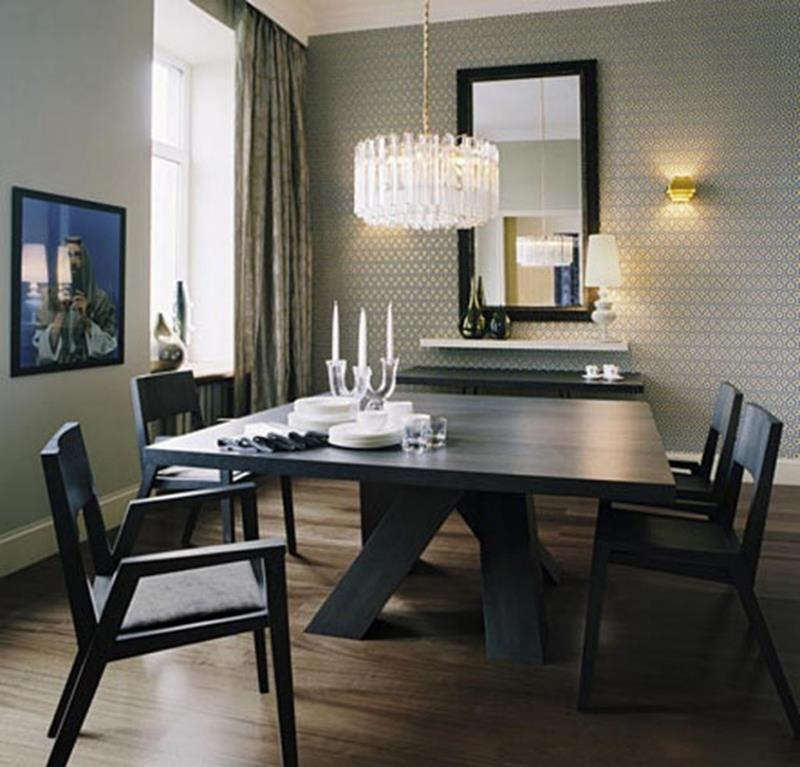 image named 16 Dining Room Trends for 2017 and 4 on the Way Out 16