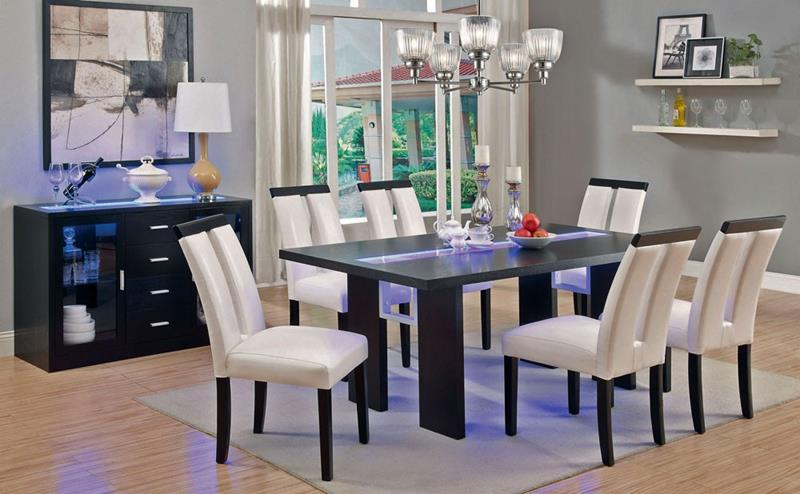 image named 16 Dining Room Trends for 2017 and 4 on the Way Out 17