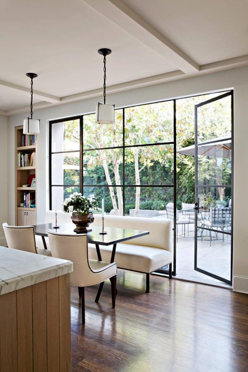 image named 16 Dining Room Trends for 2017 and 4 on the Way Out 2