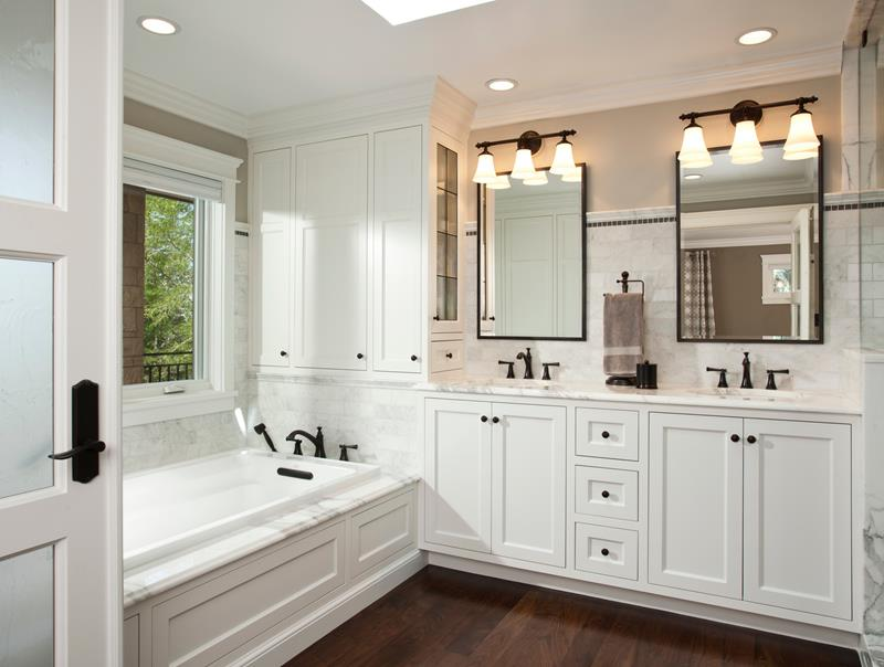 image named master bathroom pictures 46
