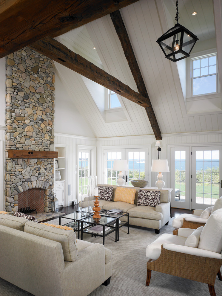 image named vaulted ceiling living rooms 10