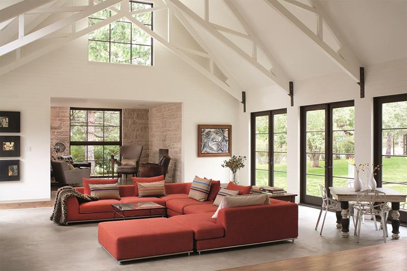 image named vaulted ceiling living rooms 21