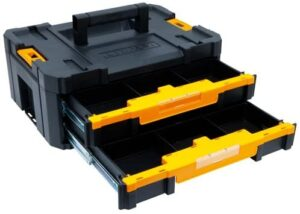 DEWALT TSTAK Tool Storage Organizer, Double Drawers
